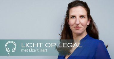 Licht op Legal Podcast VBK Elze 't Hart
