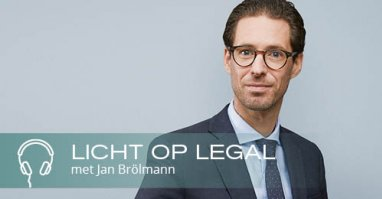 Podcast Jan Brölmann VBK Licht op Legal