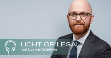 Bas van Schelven Licht op Legal podcast VBK