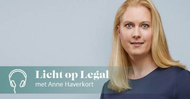 Licht op legal podcast Anne Haverkort