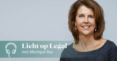 Monique Rus Licht op Legal podcast VBK