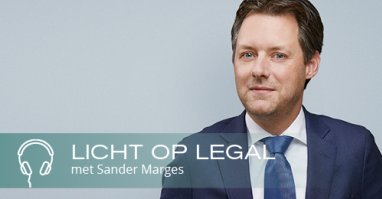 Podcast Sander Marges VBK Licht op Legal