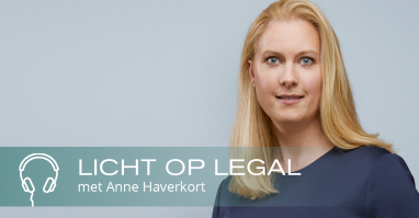Podcast Anne Haverkort VBK Licht op Legal